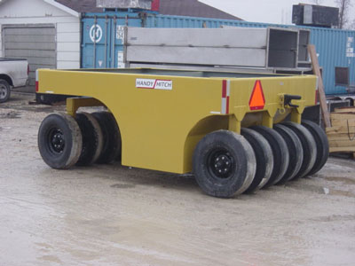 Detail photo of 2017 HANDY HITCH GBP12HD from Construction Equipment Guide