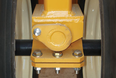 Detail photo of 2016 HANDY HITCH WBP12HD from Construction Equipment Guide