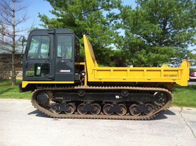 Detail photo of 2013 Morooka MST1500VD from Construction Equipment Guide