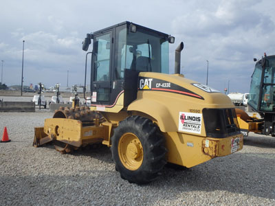 Detail photo of 2005 Caterpillar CP433E from Construction Equipment Guide