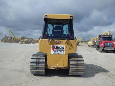 Detail photo of 2011 Caterpillar D4K LGP from Construction Equipment Guide