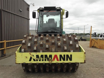 Detail photo of 2007 Ammann ASC130PD from Construction Equipment Guide