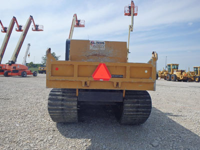 Detail photo of 2013 Morooka MST1500 from Construction Equipment Guide