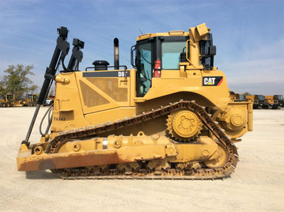 Detail photo of 2006 Caterpillar D8T from Construction Equipment Guide
