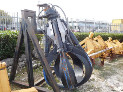 FUCHS MHL320 - MHL360, GRAPPLE - NEW