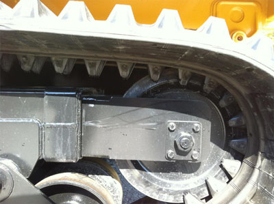 Detail photo of 2013 Morooka MST800VD from Construction Equipment Guide