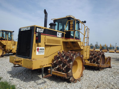 Detail photo of 2006 Caterpillar 815F from Construction Equipment Guide