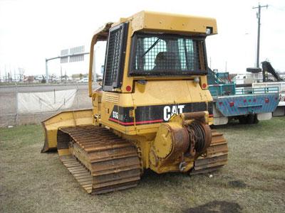 Detail photo of 2007 Caterpillar D3G LGP from Construction Equipment Guide