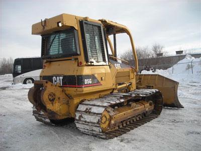 Detail photo of 2007 Caterpillar D7G LGP from Construction Equipment Guide