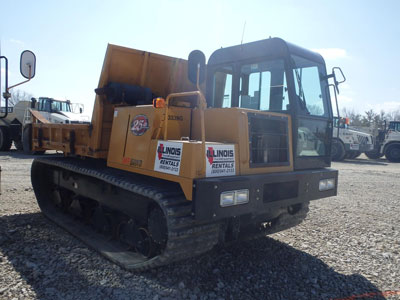Detail photo of 2012 Morooka MST1500 from Construction Equipment Guide