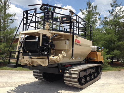 Detail photo of 2014 Finn T170 from Construction Equipment Guide