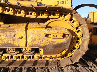 Detail photo of 2006 John Deere 850J from Construction Equipment Guide