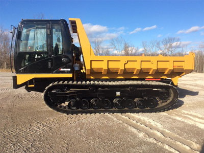 Detail photo of 2014 Morooka MST3000VD from Construction Equipment Guide