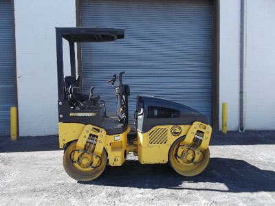 Detail photo of 2014 Bomag BW100AD-4 from Construction Equipment Guide