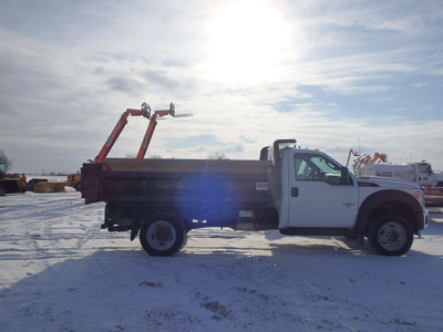 Detail photo of 2015 Ford F450 XL from Construction Equipment Guide