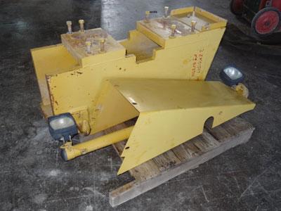 CATERPILLAR12H/ 140H Front Push Block
