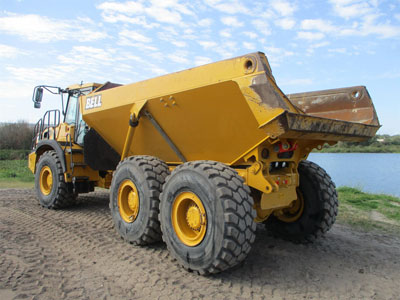 Detail photo of 2014 Bell  B30E from Construction Equipment Guide