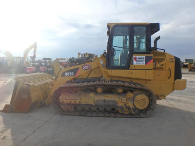 Detail photo of 2008 Caterpillar 963D from Construction Equipment Guide