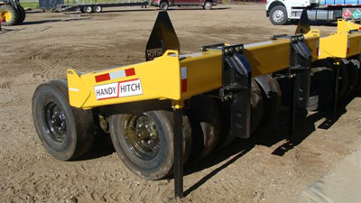 Detail photo of 2016 HANDY HITCH 570CR10 from Construction Equipment Guide