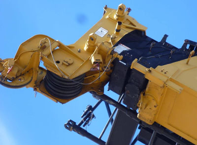 Detail photo of 1999 Grove RT870 from Construction Equipment Guide