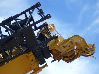 Detail photo of 1998 Grove RT870 from Construction Equipment Guide
