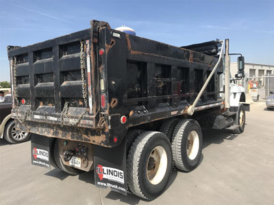 Detail photo of 2011 International 7400 from Construction Equipment Guide