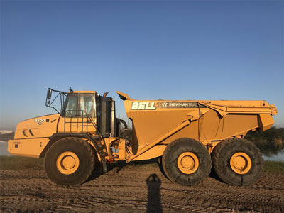 Detail photo of 2015 Bell  B40D from Construction Equipment Guide