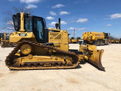 Detail photo of 2013 Caterpillar D6N LGP from Construction Equipment Guide