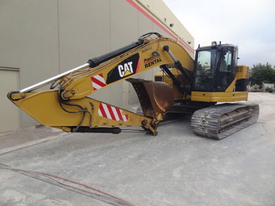 2008 CATERPILLAR 321D LCR