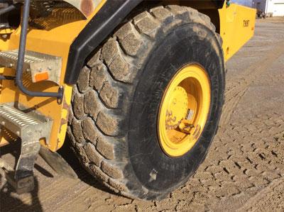 Detail photo of 2012 John Deere 300D II from Construction Equipment Guide