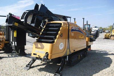 Detail photo of 2013 Astec DD2024 from Construction Equipment Guide