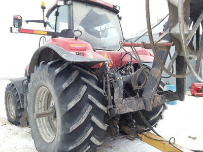 Detail photo of 2011 Case IH MAG235 from Construction Equipment Guide