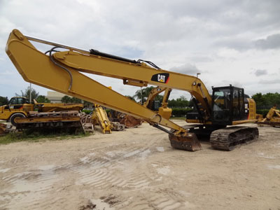 2013 CATERPILLAR 320EL Long Reach