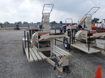 Detail photo of 2014 Finn B70T from Construction Equipment Guide