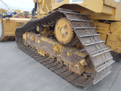 Detail photo of 2012 Caterpillar D6T LGP from Construction Equipment Guide