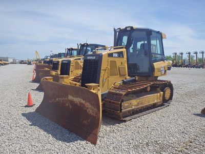Detail photo of 2013 Caterpillar D6K from Construction Equipment Guide