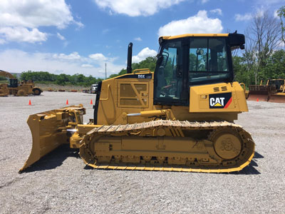 Detail photo of 2008 Caterpillar D6K LGP from Construction Equipment Guide