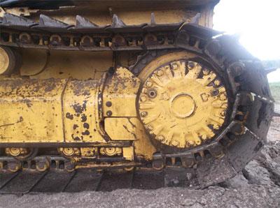 Detail photo of 2012 Caterpillar D5K LGP II from Construction Equipment Guide