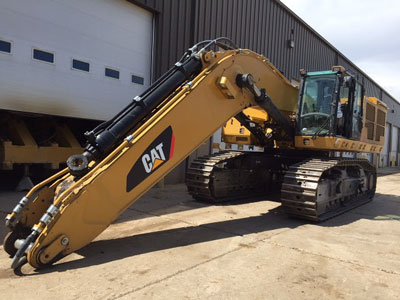2013 CATERPILLAR 390DL