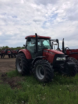 Detail photo of 2015 Case IH MAX130 from Construction Equipment Guide