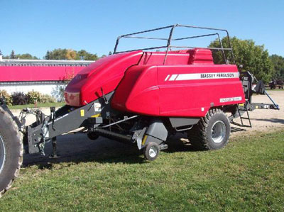 Detail photo of 2013 Massey Ferguson 2170XD from Construction Equipment Guide