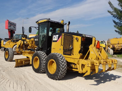 2008 CATERPILLAR 140M VHP PLUS