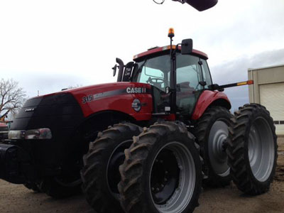 Detail photo of 2013 Case IH MAG315 from Construction Equipment Guide