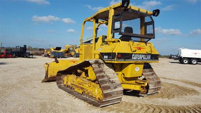 Detail photo of 2006 Caterpillar D5N LGP from Construction Equipment Guide