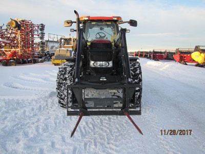 Detail photo of 2013 Case IH PUMA130 from Construction Equipment Guide