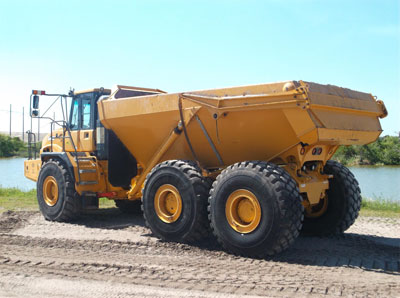 Detail photo of 2013 Bell  B40D from Construction Equipment Guide