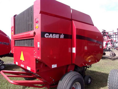 Detail photo of 2007 Case IH 563 from Construction Equipment Guide