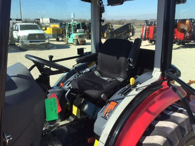 Detail photo of 2015 Mahindra 1538HST from Construction Equipment Guide